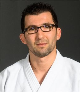 DRIF Farid - 2ème Dan Aïkikai -assistant cours enfants