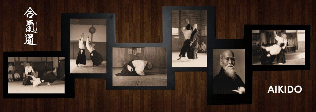 Morihei Ueshiba - Fondateur de l'Aïkido.